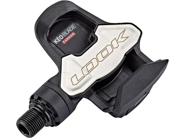 Look Kéo Blade Carbon Pedales, black
